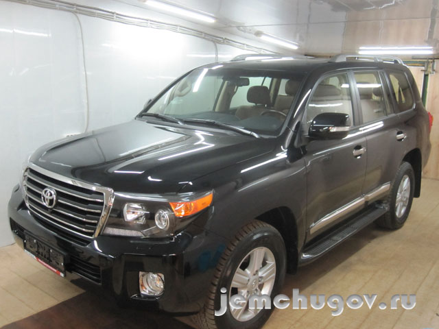Toyota Land Cruiser 200/202 2014